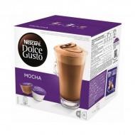 Kávové kapsle s pouzdrem Nescafé Dolce Gusto 49523 Mocha (16 uds)