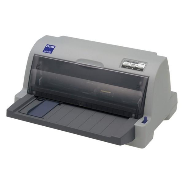Jehličková Tiskárna Epson FIMIMA0048 Šedý
