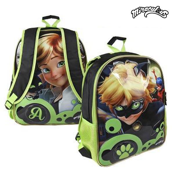 Plecak szkolny dwustronny Lady Bug 044