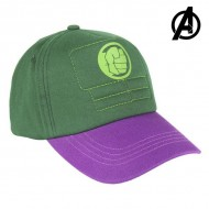 Klobouček pro děti Hulk The Avengers 77662 (53 cm)