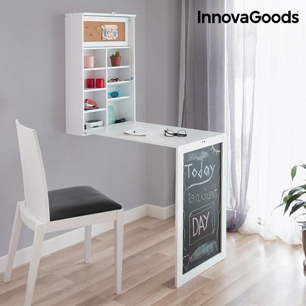 Sklápěcí Stůl na Zeď InnovaGoods