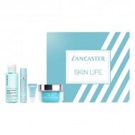 Souprava sdámskou kosmetikou Skin Life Lancaster (4 pcs)