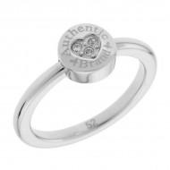 Dámský prsten Guess USR81004-56 (18 mm)