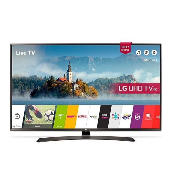 Chytrá televize LG 55UJ634V 55