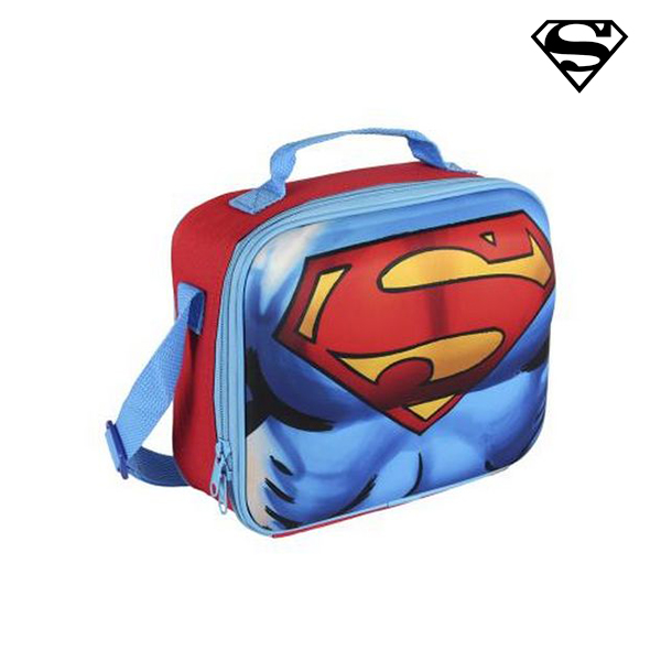 Termo box na svačinu 3D Superman 90231