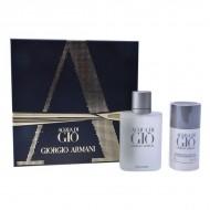 Zestaw Perfum dla Mężczyzn Acqua Di Gio Armani (2 pcs)