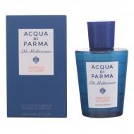 Żel pod Prysznic Naprawczy Blu Mediterraneo Arancia Di Capri Acqua Di Parma (200 ml)