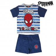 Letné Chlapčenské Pyžamo Spiderman - 7 rokov