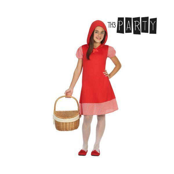 Kostým pro děti Th3 Party Červená karkulka - 5–6 roků