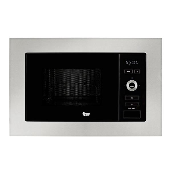 Built-in microwave Teka MWE225FI 20 L 800W Černý Nerezová ocel
