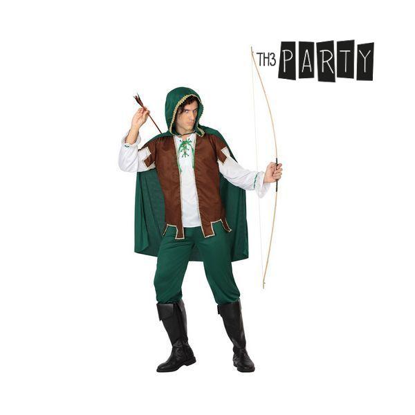 Kostým pro dospělé Th3 Party Lukostřelec - M/L