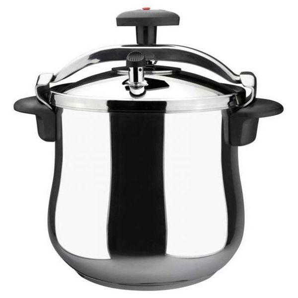 Pressure cooker Magefesa 01OPSTABO08 8 L Nerezová ocel
