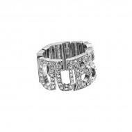 Dámský prsten Guess UBR80919 (18,8 mm)