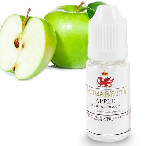 Płyn do E Papierosów - Jabłko, Bez nikotyny