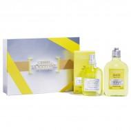Souprava spánským parfémem Eau De Cedrat L´occitane (2 pcs)