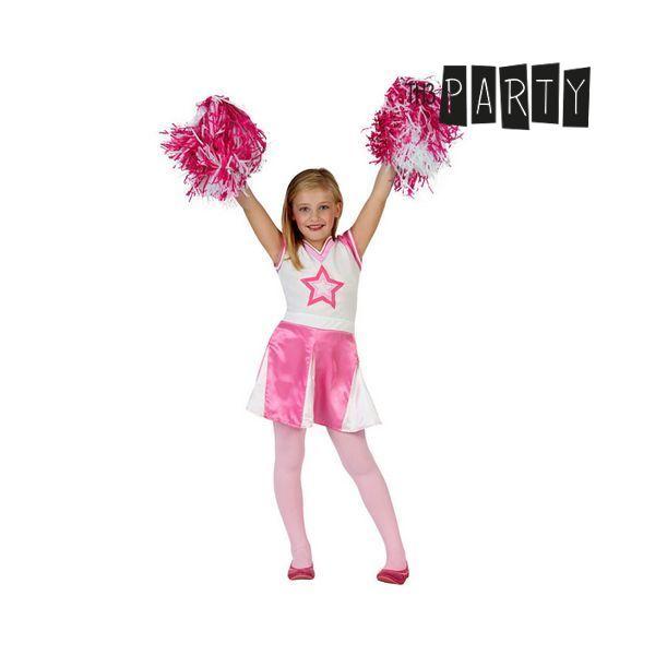 Kostium dla Dzieci Th3 Party Cheerleaderka - 3-4 lata