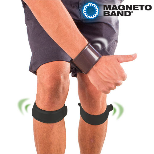 Magneto Band Magnetické Pásky na Kolena a Zápěstí