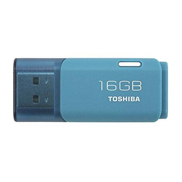 Pendrive Toshiba HAYABUSA U202 16 GB Niebieski