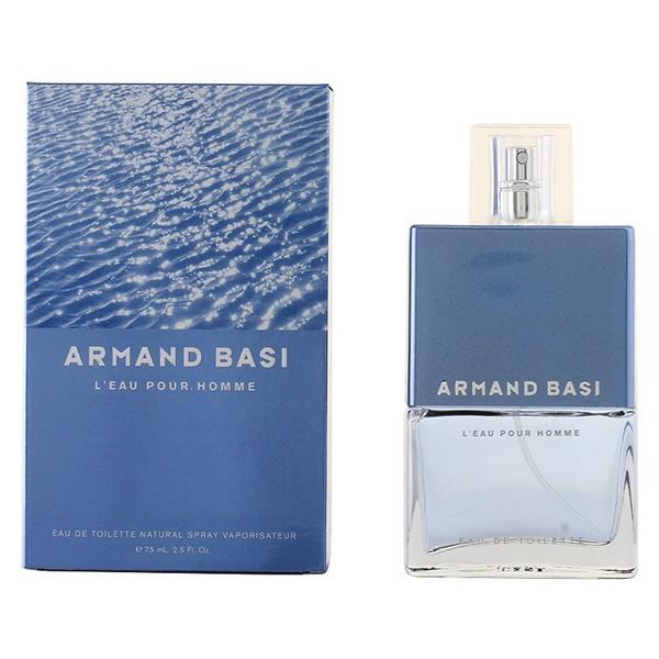 Men's Perfume L'eau Pour Homme Armand Basi EDT - 125 ml