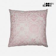 Poduszka Różowy (45 x 45 cm) - Queen Deco Kolekcja by Loom In Bloom