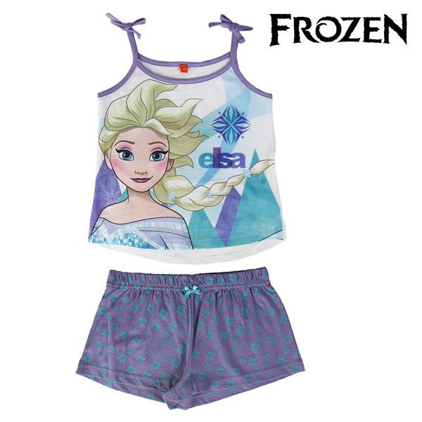 Dziewczęca Piżamka na Lato Frozen - 3 lata