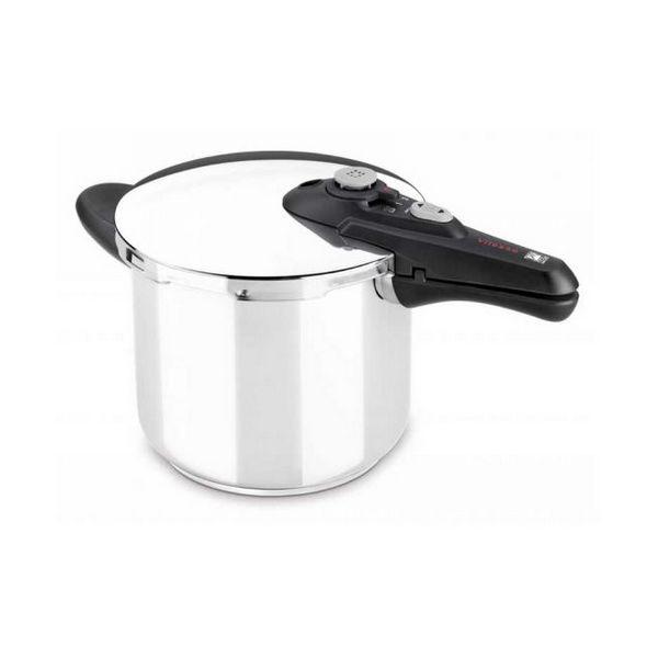 Set of pressure cookers BRA A185105 (2 pcs) Nerezová ocel
