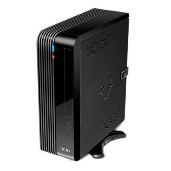 Miniwieża Micro ITX z Czytnikiem Kart NOX NXVEXA (SD / MMC / MS) 2 x USB 2.0 Czarny