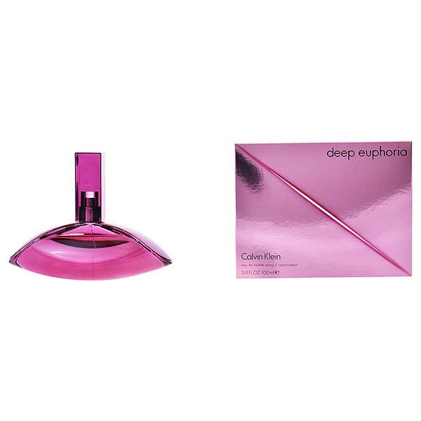 Women's Perfume Deep Euphoria Calvin Klein EDT - 100 ml