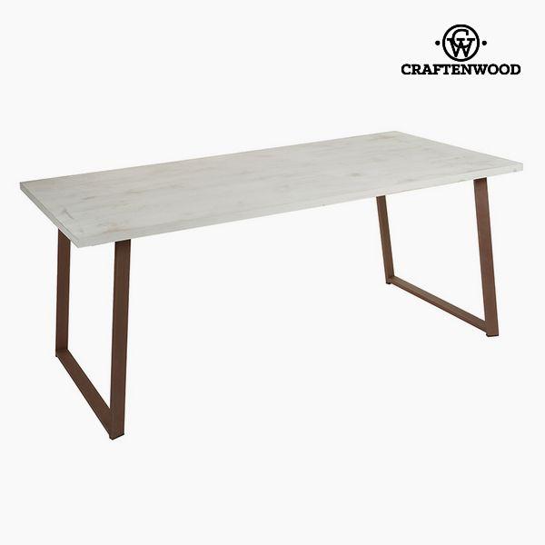 Jídelní stůl Dřevo (180 x 90 x 75 cm) by Craftenwood