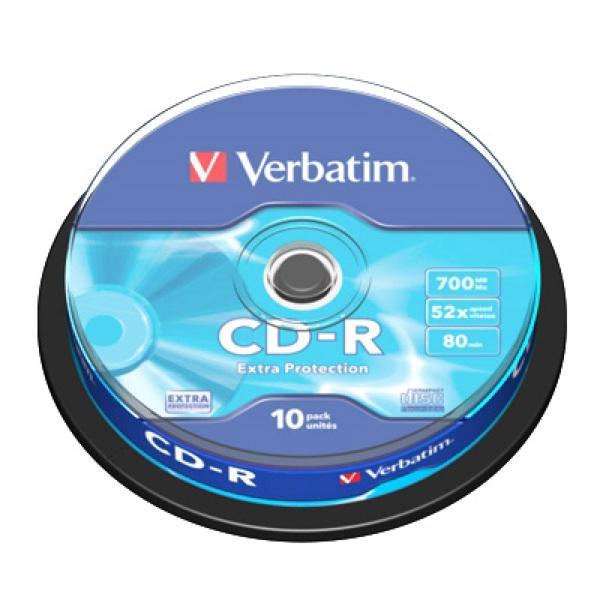 CD-R Verbatim 43437 52x