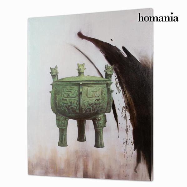 Obraz Olejny (80 x 5 x 100 cm) by Homania