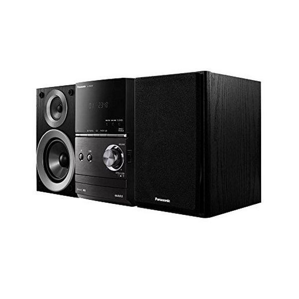 Hi-Fi Panasonic SC-PM600 Bluetooth 40W Černý
