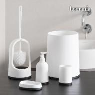 Koupelnové Doplňky Black & White Homania (5 kusů)