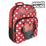 Plecak szkolny Minnie Mouse 81988 Czerwony