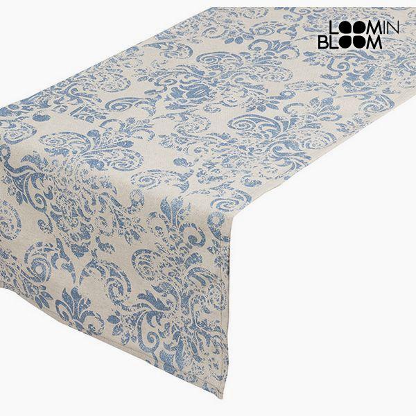 Table Runner (135 x 40 cm) - Cities Kolekce by Loom In Bloom