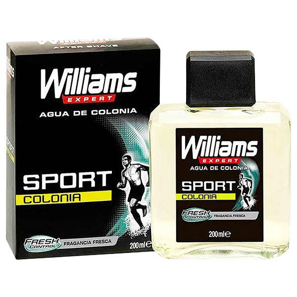 Perfumy Męskie Williams Sport Williams EDC - 200 ml