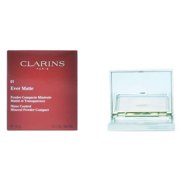 Práškový make-up Clarins 68030