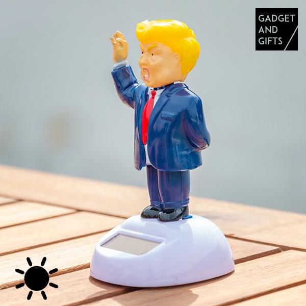Tańczący Mr. Trump na Baterię Słoneczną Gadget and Gifts