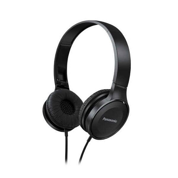 Słuchawki Panasonic RP-HF100E-K Czarny