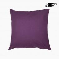 Poduszka Purpura (60 x 60 cm) by Loom In Bloom