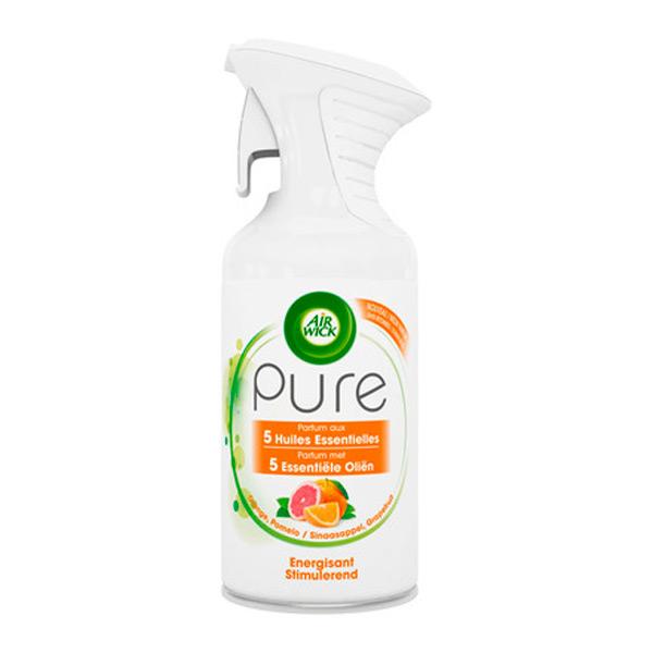 Osvěžovač Vzduchu Air Wick Pure Essential Oil Energising