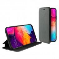 Folio púzdro na mobil Galaxy A50 Čierna