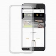 Puzdro na mobil Zte Blade A602 Flex TPU Transparentná