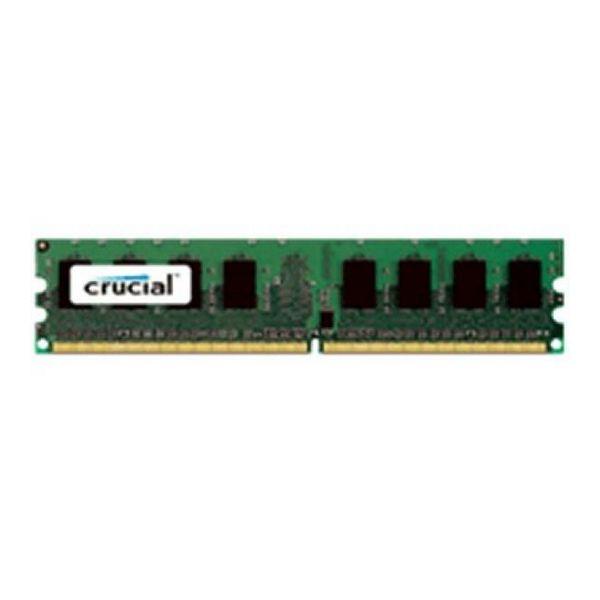 Paměť RAM Crucial IMEMD20045 CT25664AA800 2GB DDR2 800 MHz PC2-6400 CL6