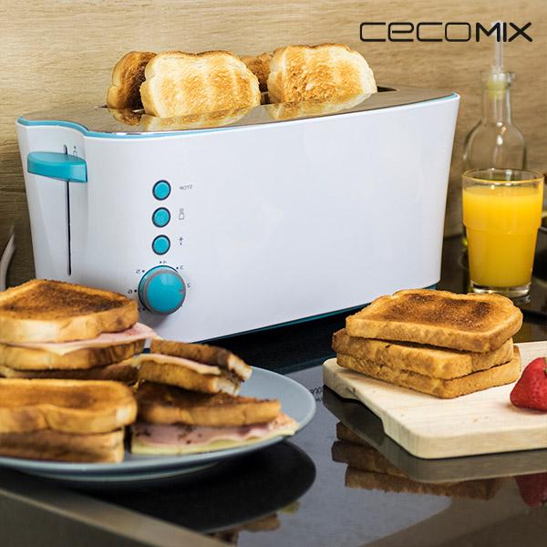 Toster Cemomix Taste 2L 3029 1350W