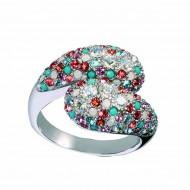 Dámsky prsteň Glamour GR33-24 (19 mm)