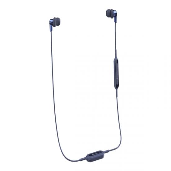 Sportovní Bluetooth Handsfree s Mikrofonem Panasonic RP-NJ300BE-K Černý