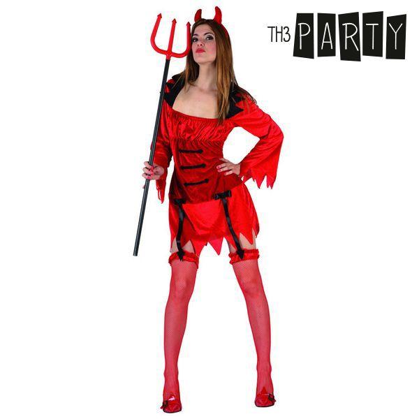 Kostium dla Dorosłych Th3 Party 9012 Demon woman