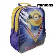 Plecak szkolny z LED Minions 952