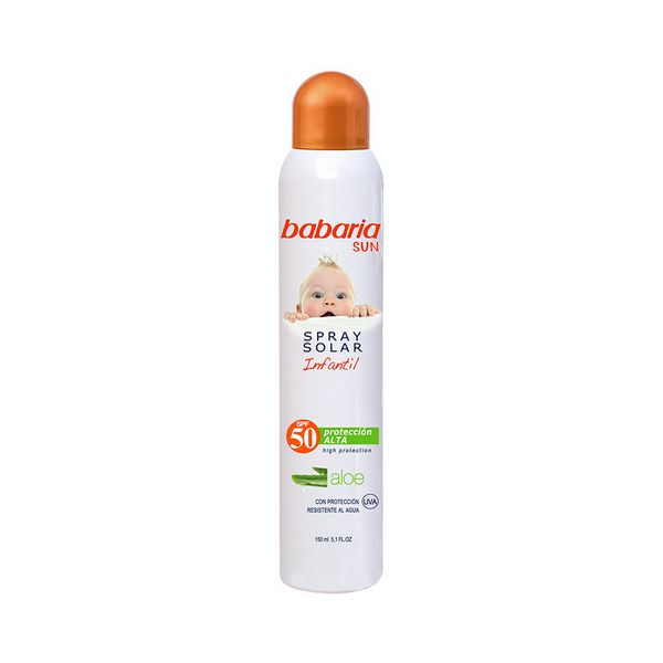 Spray do Opalania Spf 50 Babaria 9933